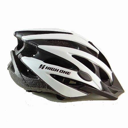Capacete de ciclismo MV29 Branco Fosco - High One