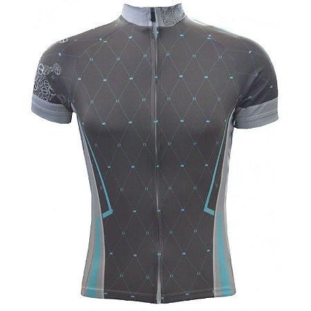 Camisa ciclismo feminina Advanced Queen ERT