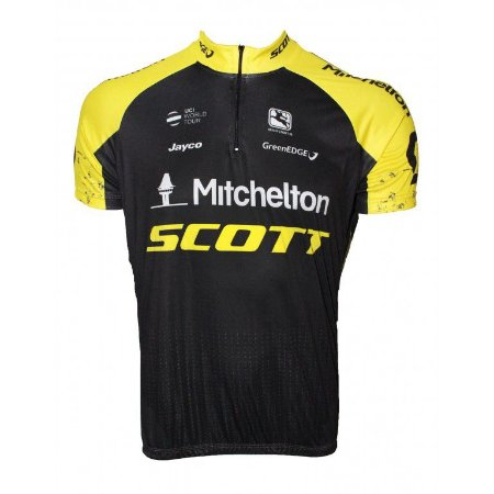 Camisa ciclismo Scott 2018 Be Fast