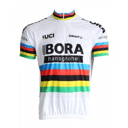 Camisa ciclismo Bora Peter Sagan 2018 Be Fast