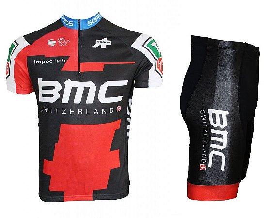 Conjunto ciclismo BMC 2018 Be Fast