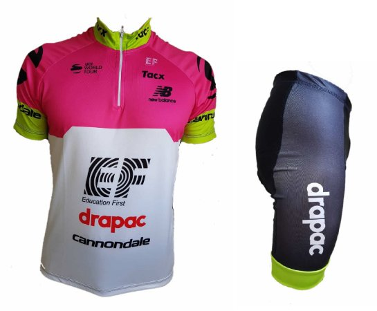 Conjunto ciclismo Cannondale 2018 Be Fast