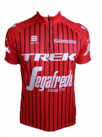 Camisa ciclismo Trek 2018 Be Fast