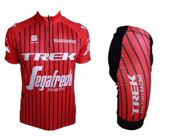 Conjunto ciclismo Trek 2018 Be Fast