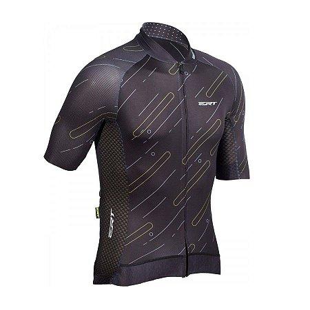 Camisa ciclismo ERT Premium Black