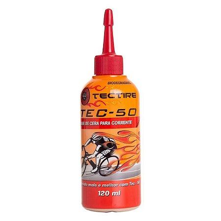Lubrificante Tec-50 Tectire base de cera 120 ml