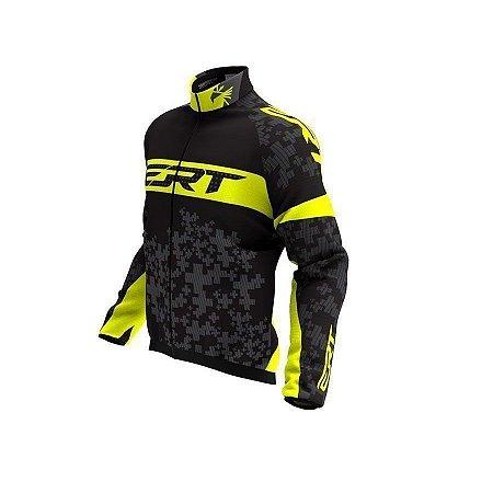 Jaqueta corta vento ciclismo ERT Team