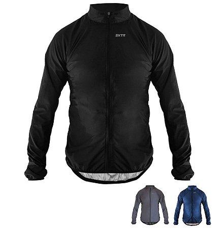 Jaqueta corta vento ciclismo masculina SportXtreme Comfort