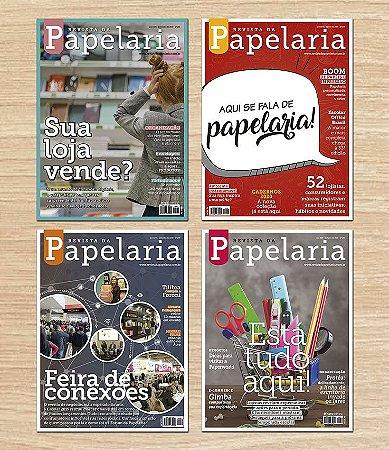 Revista da Papelaria - assinatura de 9 edições/ano