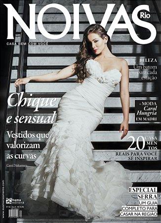 Noivas Rio (34) - Chique e sensual: vestidos que valorizam as curvas