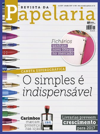 Revista da Papelaria setembro/2017