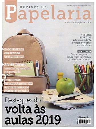 Revista da Papelaria janeiro/fevereiro 2019