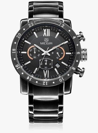 Relógio Masculino Megir Extrem Luxury