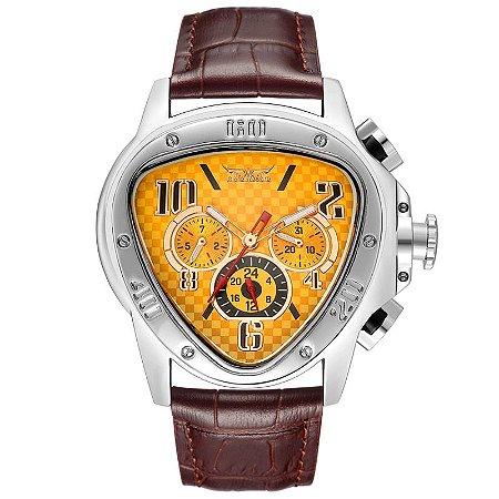 Relógio Automático Masculino Jaragar Functions