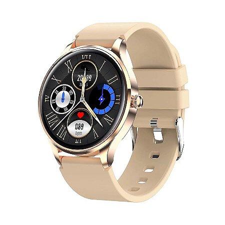 Relógio Eletrônico Smartwatch CF Gear - 40mm - Série 2