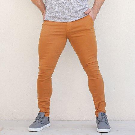 Calça em Sarja Alfaiataria Masculina - 4 cores