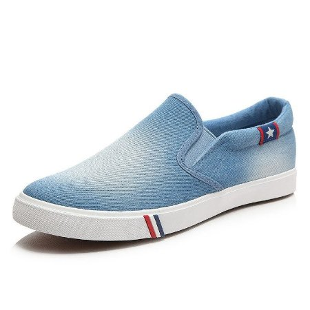 Sapatênis Mocassim Masculino Jeans France