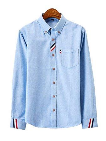 Camisa Social Masculina France