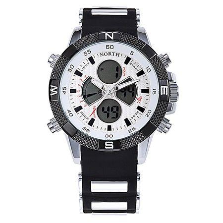 Relógio Digital Masculino North Power