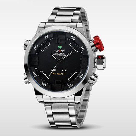 Relógio Digital Masculino Weide 2309