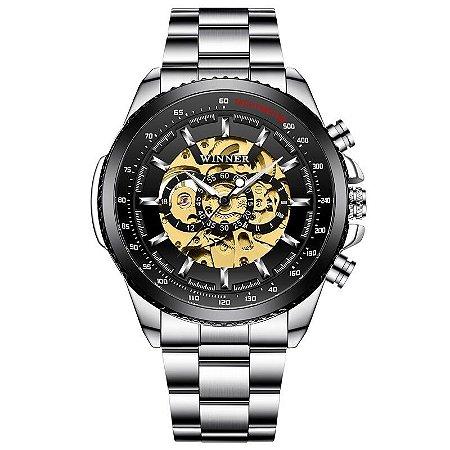 Relógio Winner Automático Inex