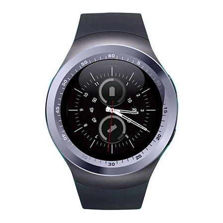 Relógio Eletrônico Smartwatch Y1 Pró