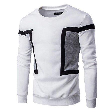 Suéter Masculino em Algodão