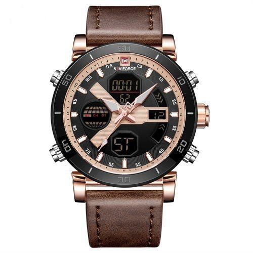 Relógio Masculino Digital Naviforce Class
