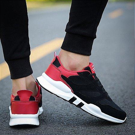 Tênis de Caminhada Sneaker Fashion