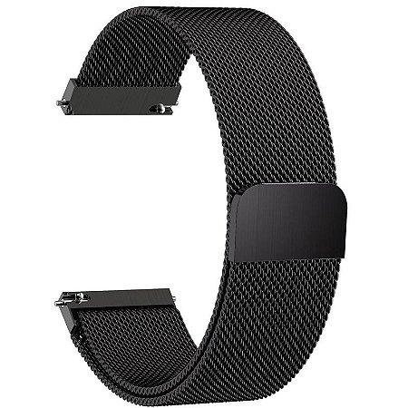 Pulseira para Samsung Galaxy Watch e Galaxy Active em Aço Inox - Todos os Tamanhos