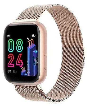 Relógio Eletrônico Smartwatch P6 - 40mm