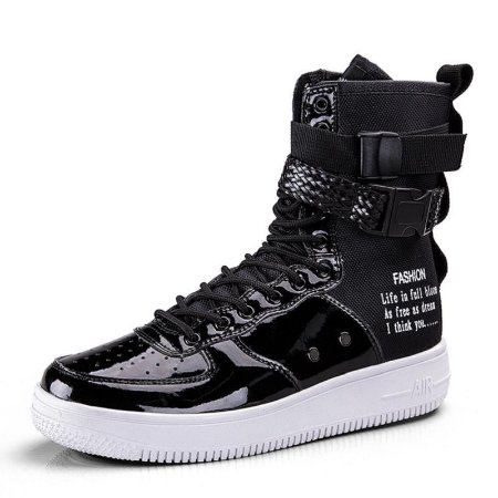 Tênis Cano Alto Sneaker High Jordan