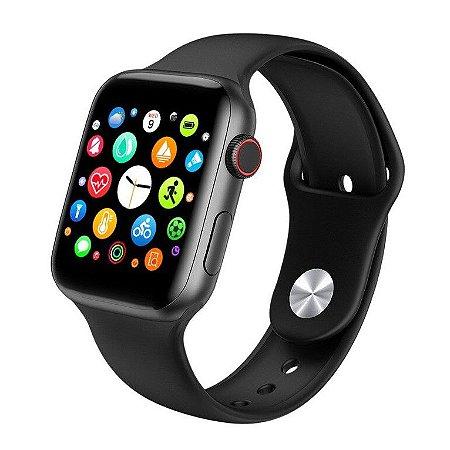 Relógio Eletrônico Smartwatch Iwo Max X6 - 43mm