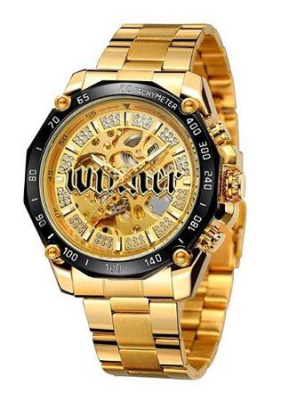 Relógio Automático Winner Crystal