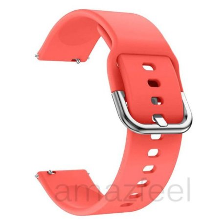 Pulseira em Silicone para Smartwatches Samsung / Xiaomi -  20mm de largura