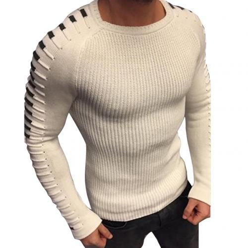 Blusa Suéter Masculino em Tricot