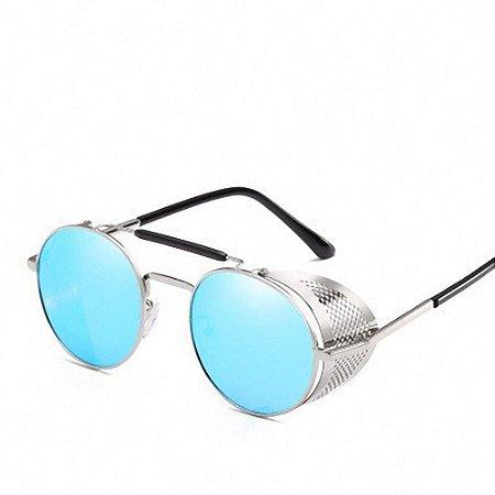 Óculos de Sol Masculino / Feminino Steampunk