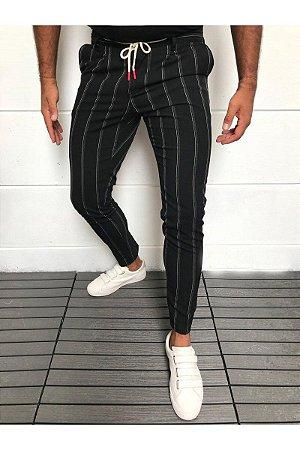 Calça Super Skinny Masculina - Listrada