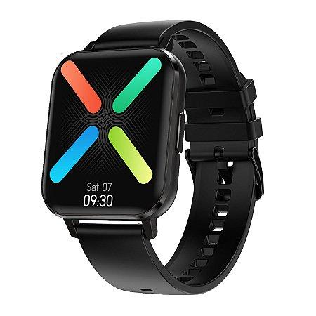 Relógio Eletrônico Smartwatch Magnus X - Tela Infinita - 44mm