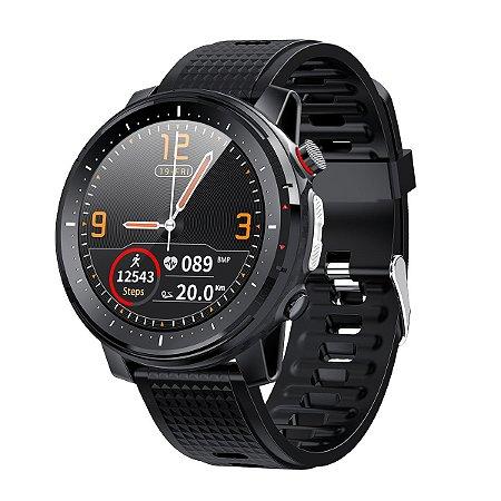 Relógio Eletrônico Smartwatch Stratos L15 - 48mm (Novo L5)