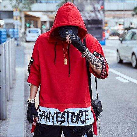 Camiseta Hip Hop StreetWear Faniestore