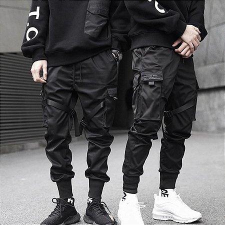 Calça Combat Jogger Streetwear