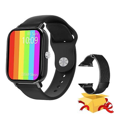 Relógio Smartwatch Inteligente Magnus DT36 Full