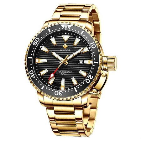 Relógio Masculino Wwoor 8835B