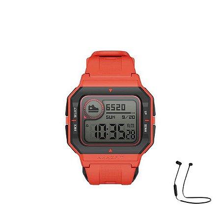 Relógio Smartwatch Amazfit Xiaomi Neo + Brinde
