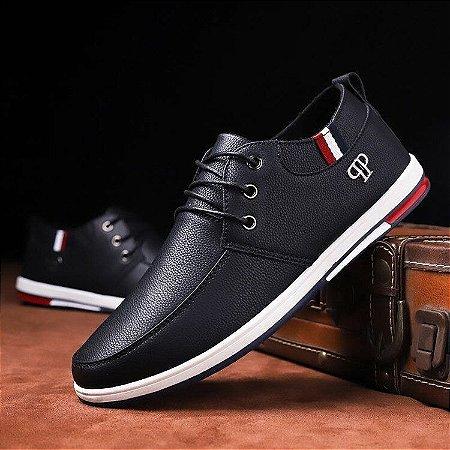Sapato Masculino em Couro TH