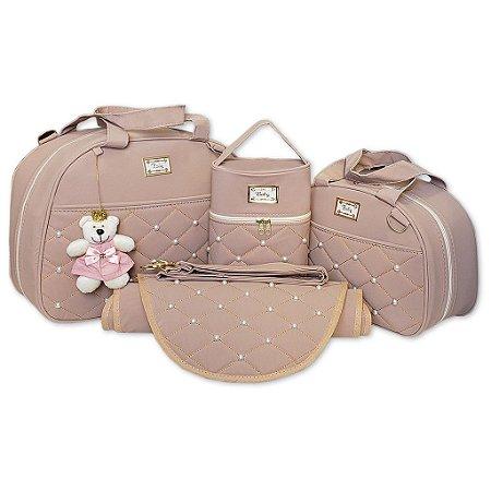 Kit com Bolsas de Maternidade Para Bebês