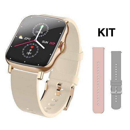 Relógio Inteligente Smartwatch FM08 GTS 2