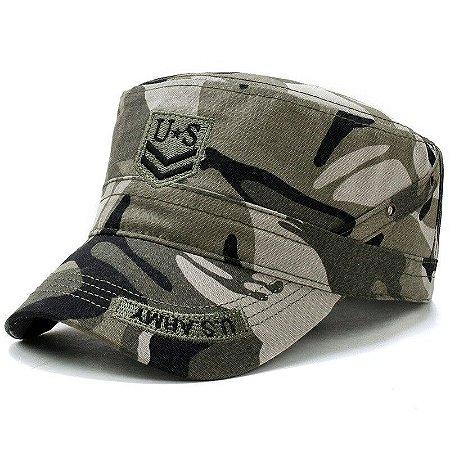 Boné Quepe Militar US Army