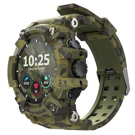 Relógio Smartwatch Shock Lokmat Attack